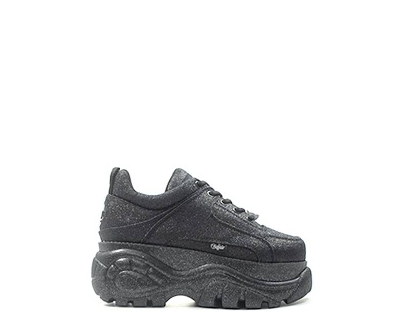 Buffalo Sneakers Trendy donna nero