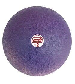 sissel® palla medica, viola, 2 kg, Ø ca. 20 cm