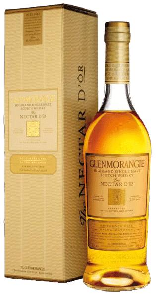 glenmorangie company glenmorangie the nectar d'or sauternes cask finish 12 anni highland single malt scotch whisky 70cl (astucciato)