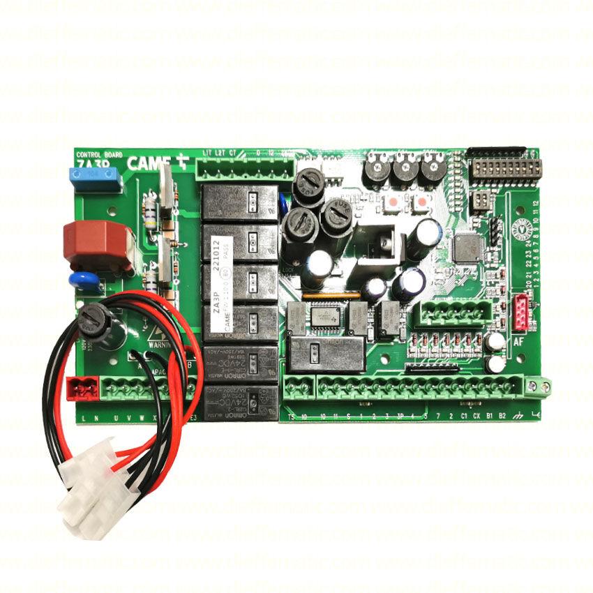 Scheda Elettronica - Za3p Came 3199za3p Automazione Automatismi Originale Dfm