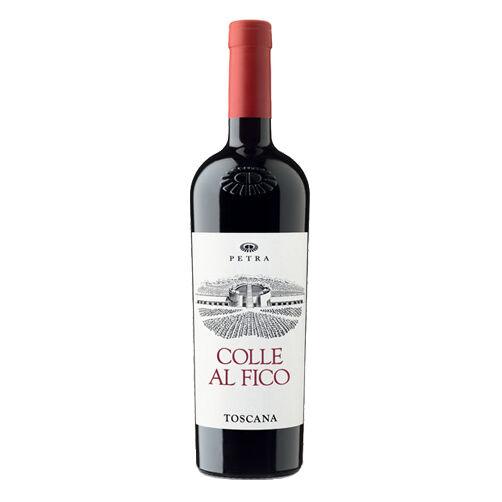 """Petra Toscana Rosso Syrah Igt """"colle Al Fico"""" 2014"""