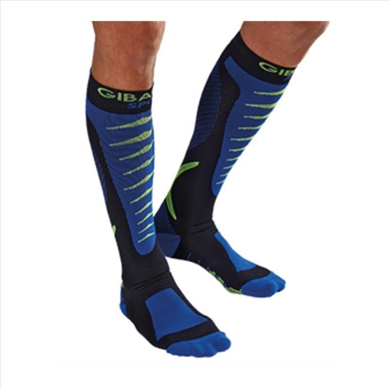 dr. gibaud sport calze tecniche tag 3 (circonferenza polpaccio 39-45 cm) 1 paio