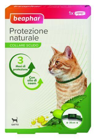 beaphar collare protezione naturale gatto 1pz