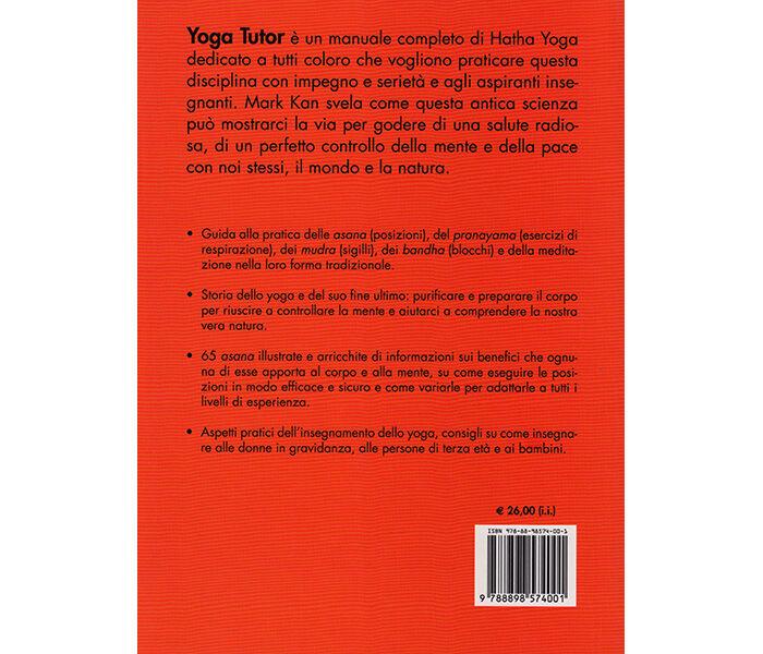 elika libro yoga tutor
