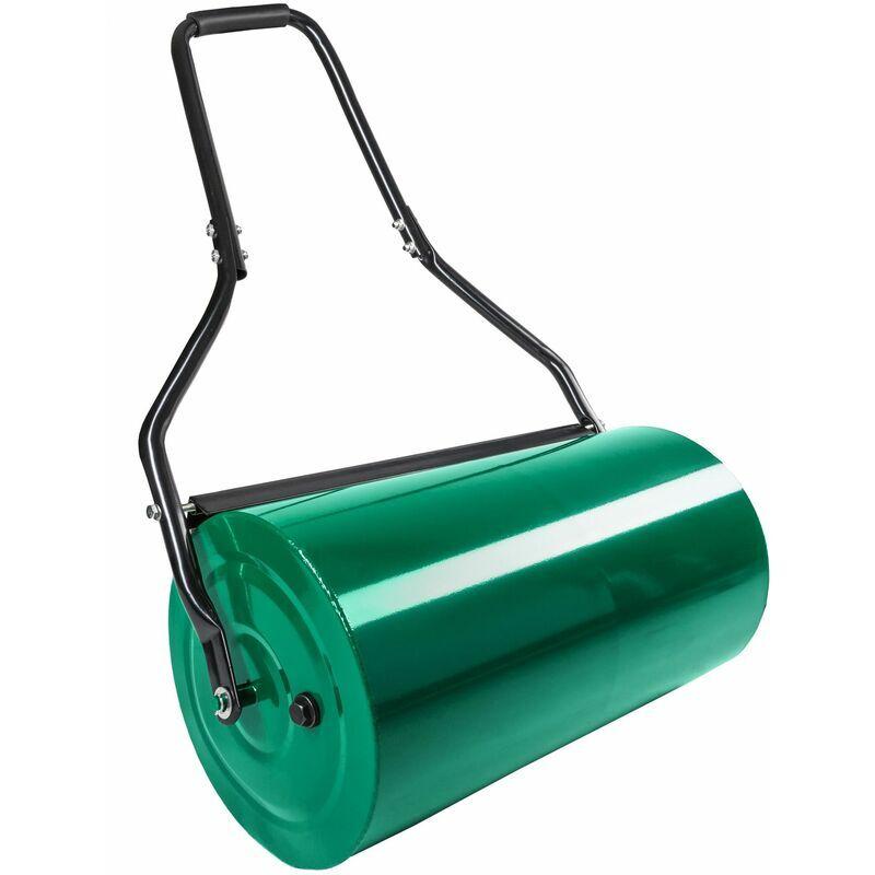 tectake - rullo da giardino - rullo giardino, rullo per giardino - verde - grün