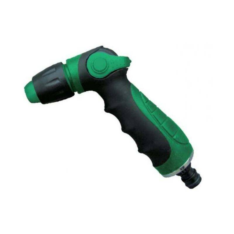 FV Pistola lancia regolabile giardino giardinaggo tubo irrigazione - FV