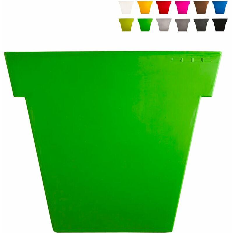 slide - vaso per piante il vaso 140 cm design moderno   colore: verde