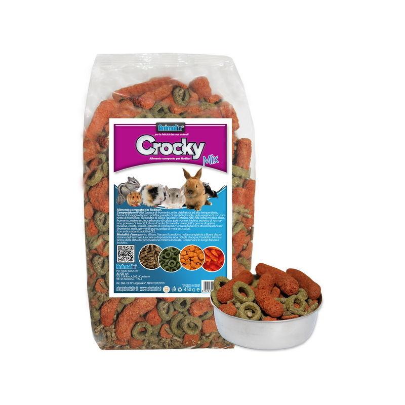 animalin - crocky mix - kg 1,5 - kg 1,5