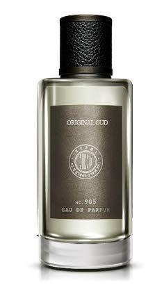 DEPOT NO- 905 ORIGINAL OUD EDP+ n° 602 scented bar soap in omaggio