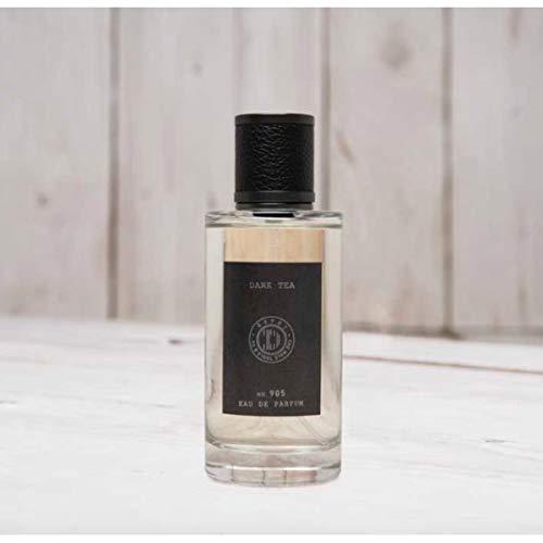 DEPOT NO. 905 DARK TEA EAU DE PARFUM +n° 602 scented bar soap in omaggio