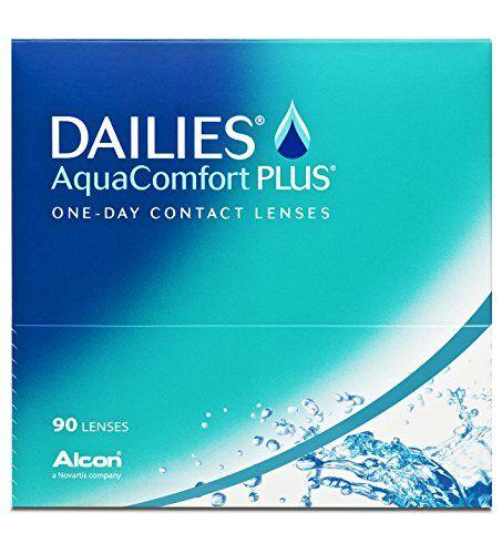 DAILIES Aqua Comfort Plus lenti giornalieri +0.75