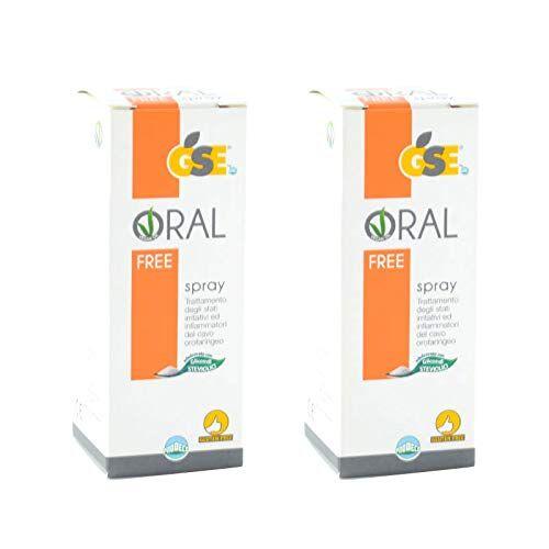 PRODECO PHARMA GSE Oral Free Spray - Prodeco - Offerta da 2 confezioni