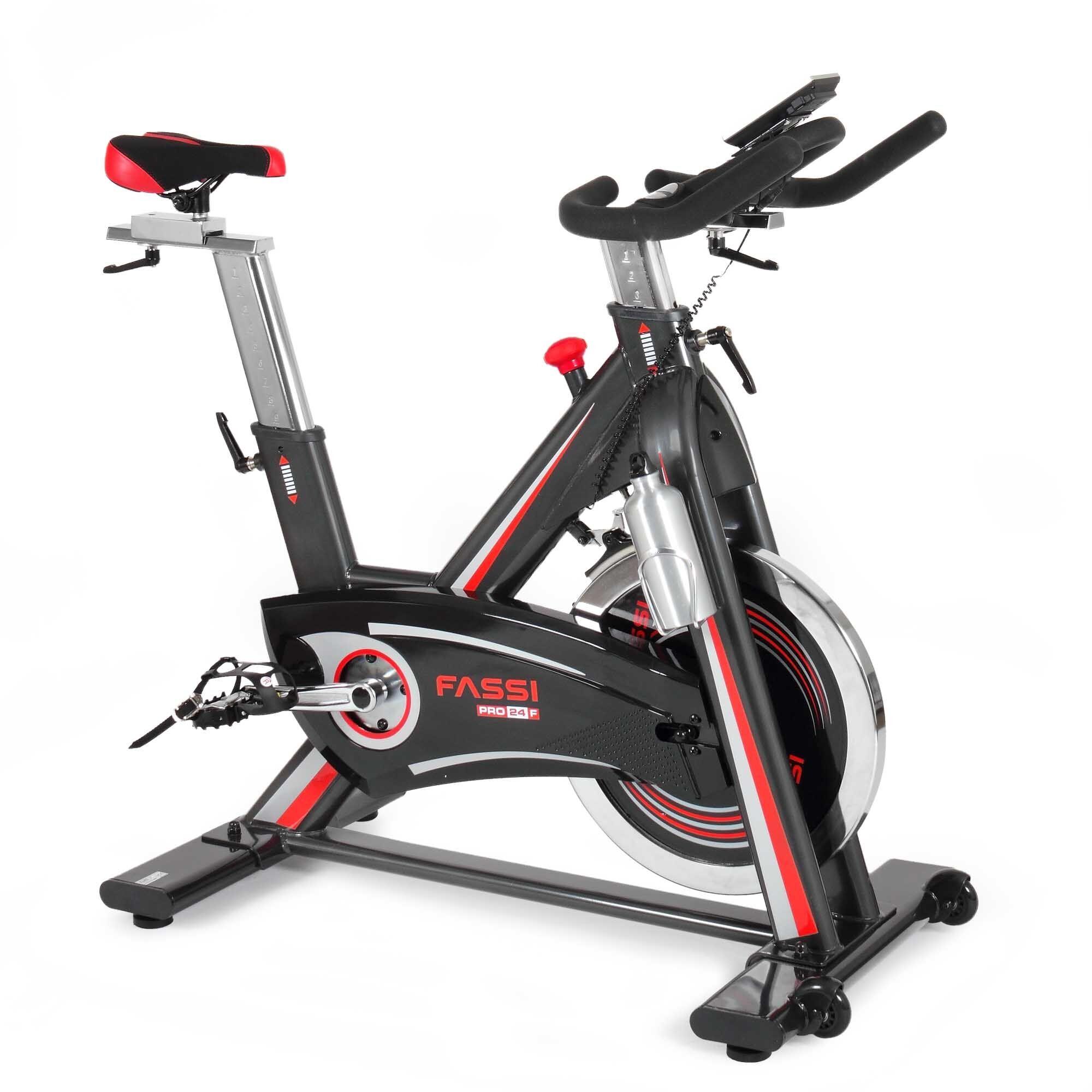 fassi fit bike pro 24 f