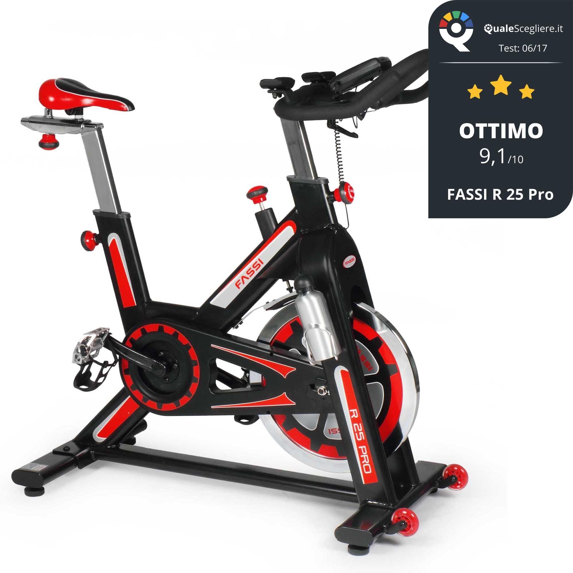 fassi fit bike r 25 pro fassi