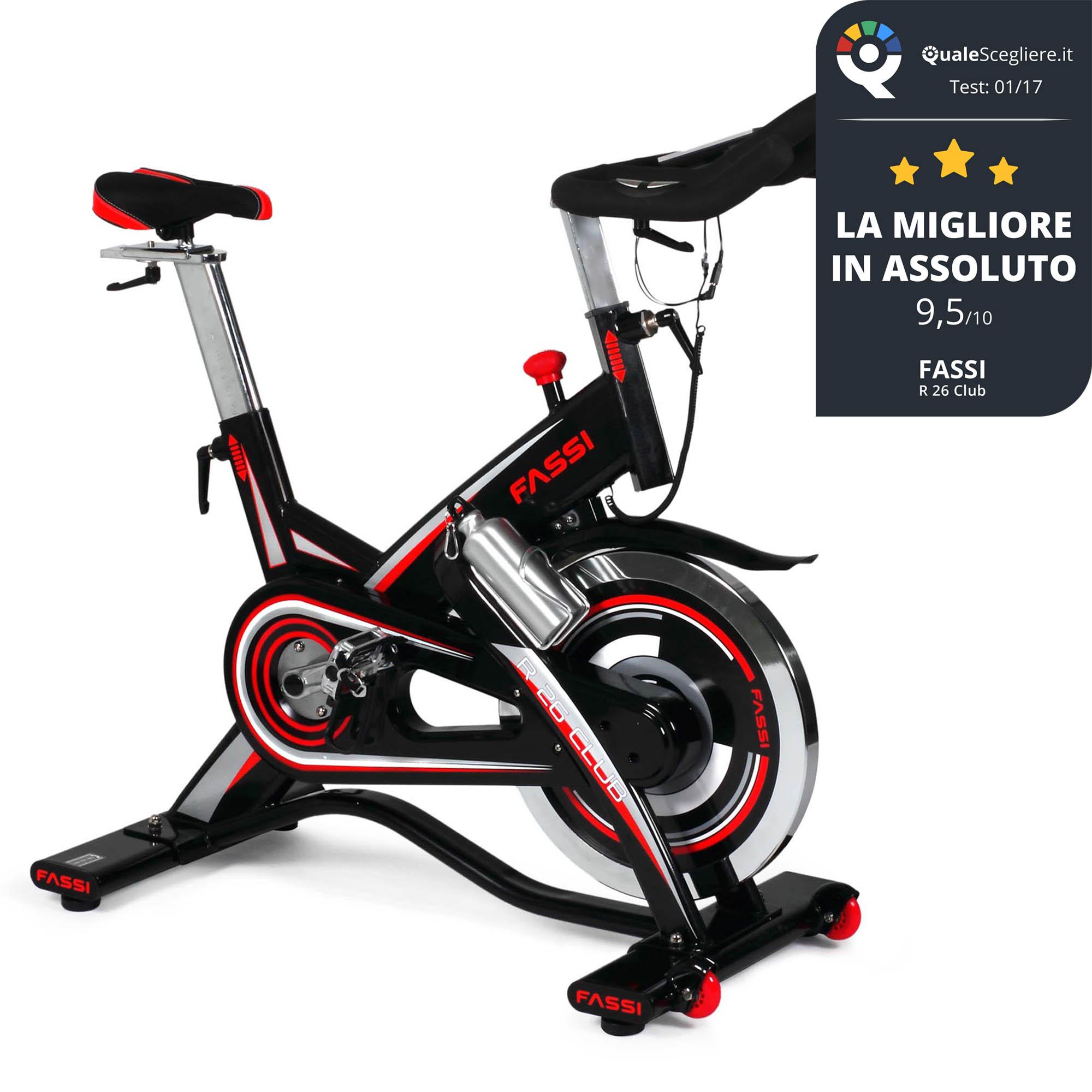 fassi fit bike r 26 club fassi