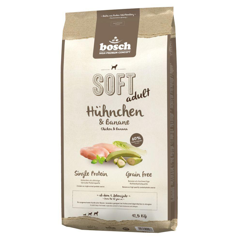 Bosch HPC Soft Pollo & Banana - 2 x 12,5 kg