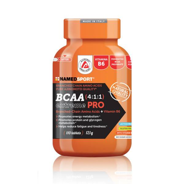 named spa bcaa extremepro 4:1:1 110cpr - named sport (934394949)