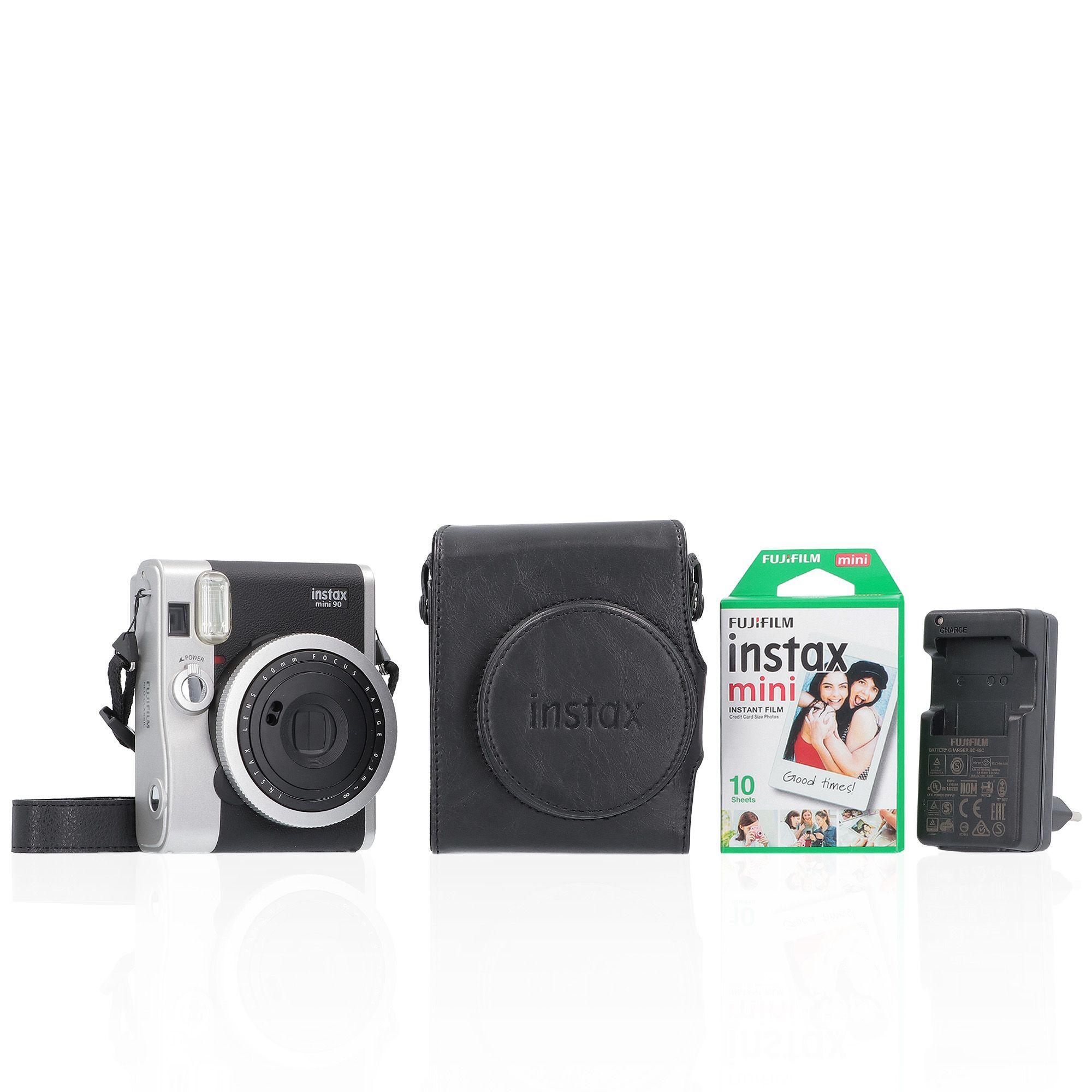 Fujifilm Instax Mini90 Neo Classic fotocamera istantanea