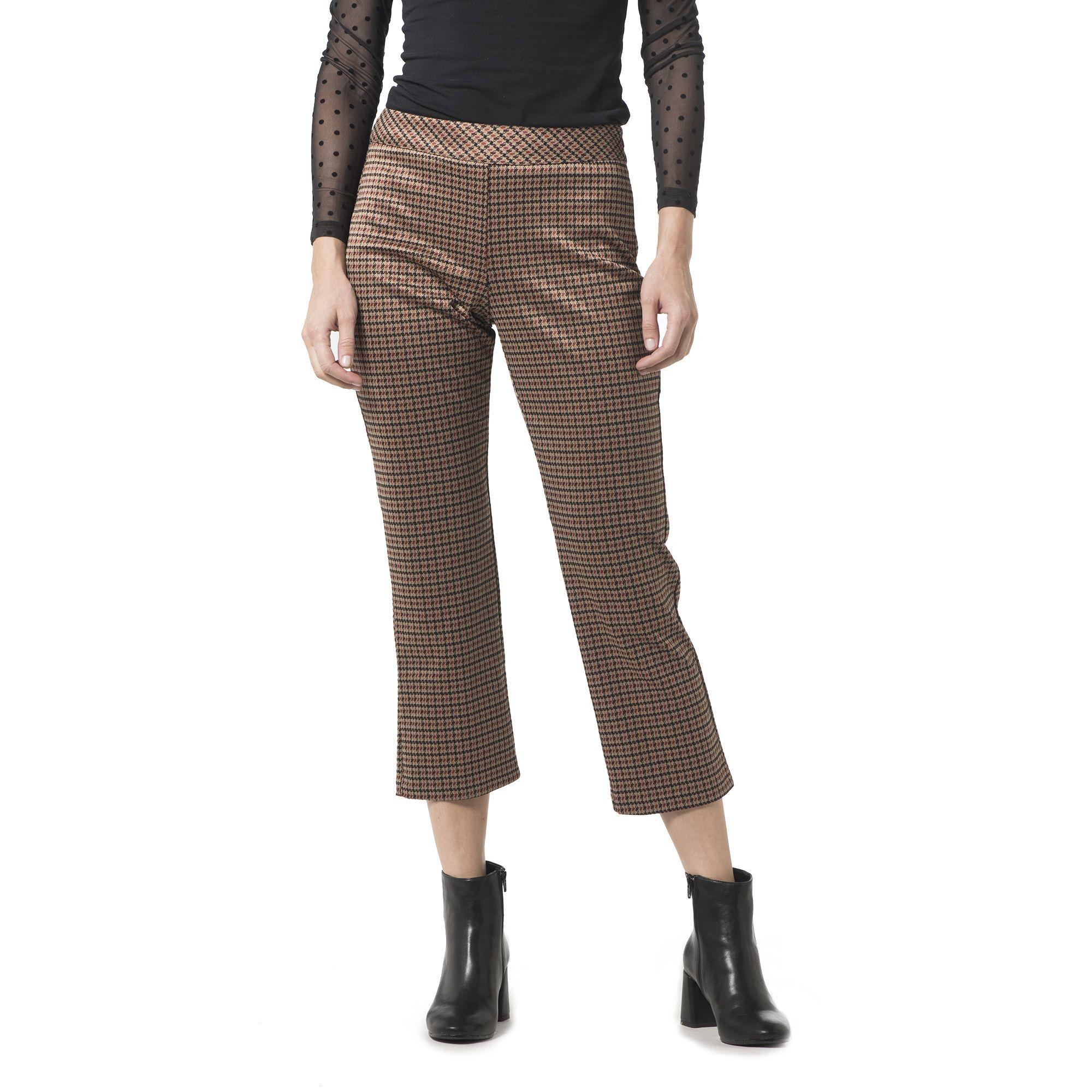 Officina della Moda Pantalone gaucho made in Italy