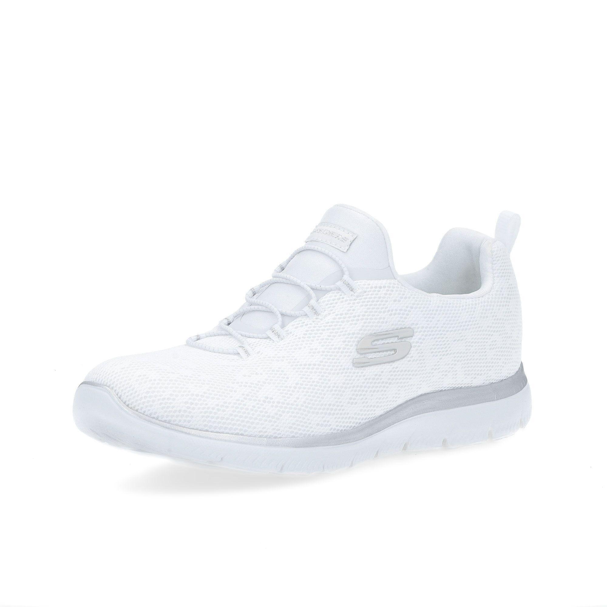 SKECHERS Sneaker Summit: trama leopardata, soletta Memory Foam
