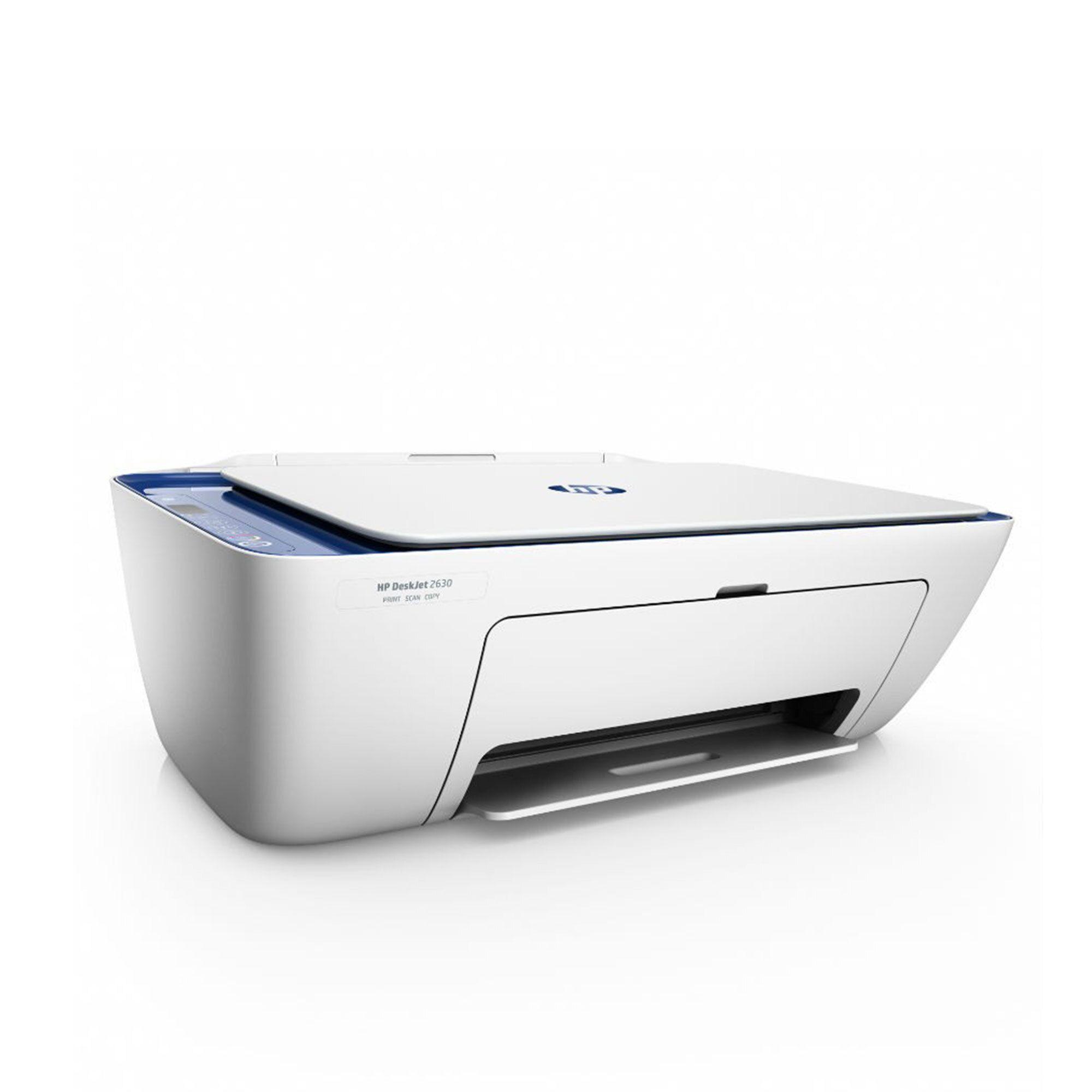 HP Deskjet 2630 stampante wireless a colori multifunzione 3in1