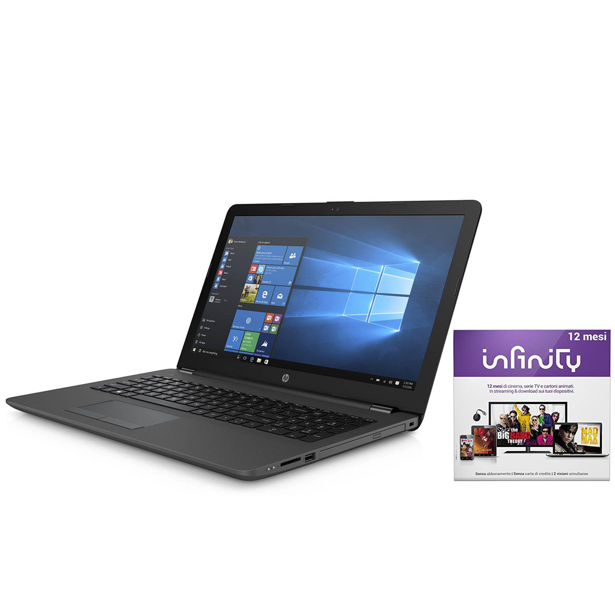 HP 250 G6 3QM76EA Notebook 15.6