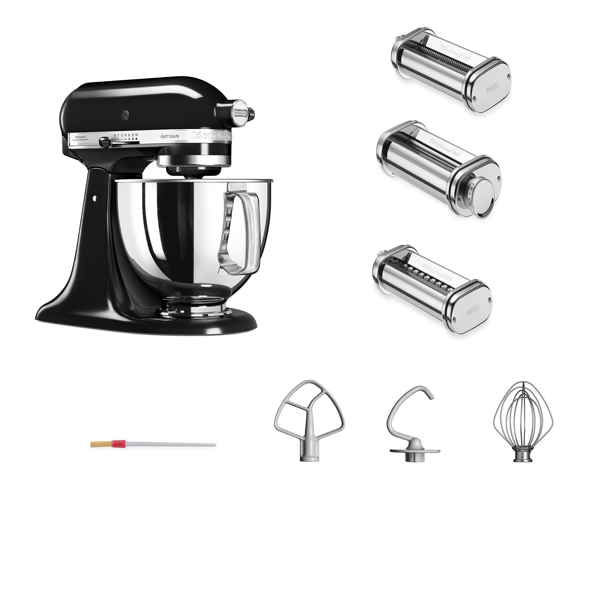 KitchenAid Artisan 5KSM125 Robot da cucina con 3 accessori