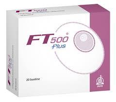 Dell FT 500 Plus trattamento dell'infertilità femminile (20 bustine)