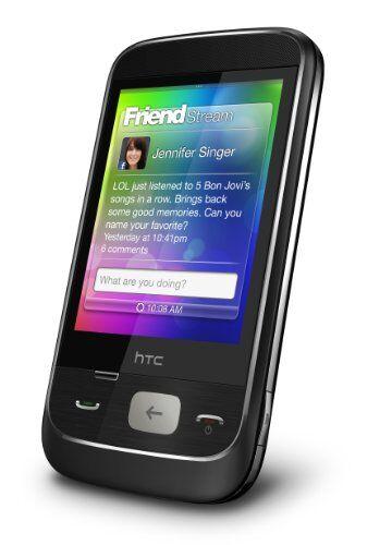 HTC Smartphone / PDA phone  modello: Smart; display: 2,80 pollici; connettivita': EDGE, GPRS, HSDPA,  Bluetooth; GPS e mappe:non incluso