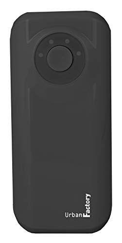 Urban Factory Batteria di Backup da 4400 mAh, Compatibile con Tutti Gli Smartphone e Tablet, Nero