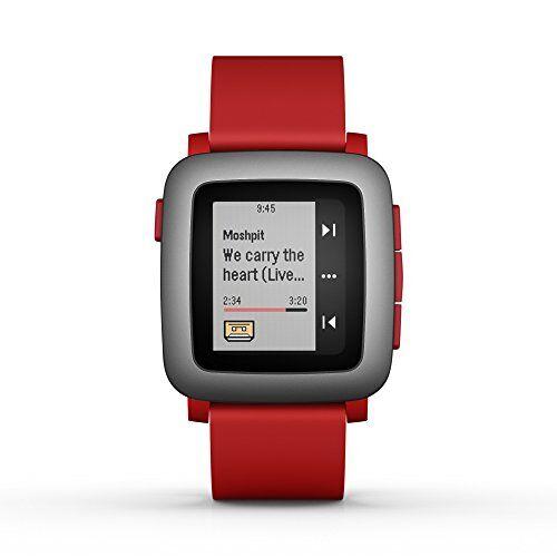 pebble steel smartwatch cassa