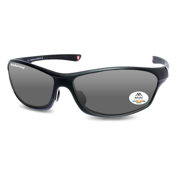 montana eyewear occhiali per sport outdoor black classic small