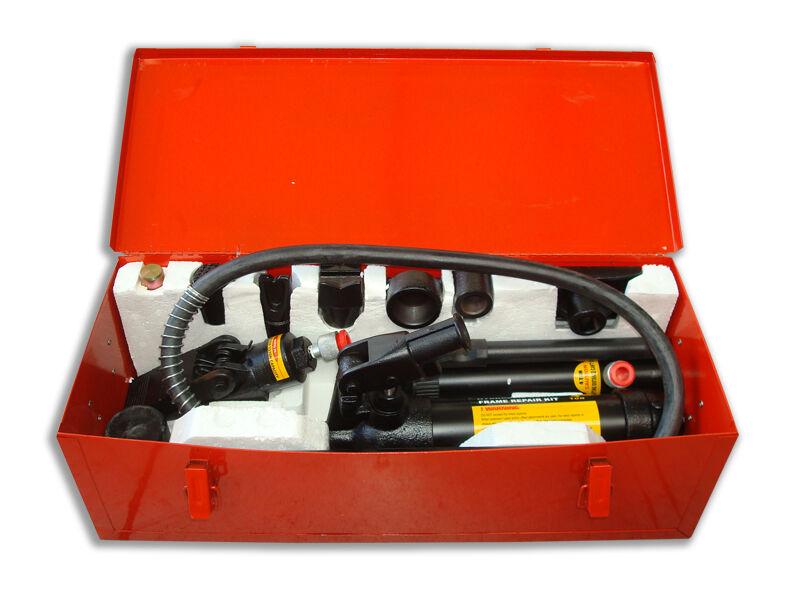 sogi unit� idraulica in kit sogi z1-03 da 4 ton per carrozzeria martinetto