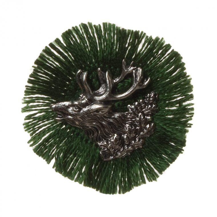 HUTTER Accessorio per cappelli - cervo