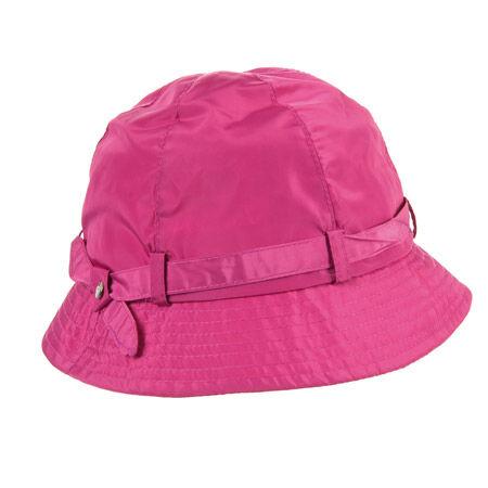 FASHIONDESIGN cappello impermeabile cloche moda tascabile e pratico