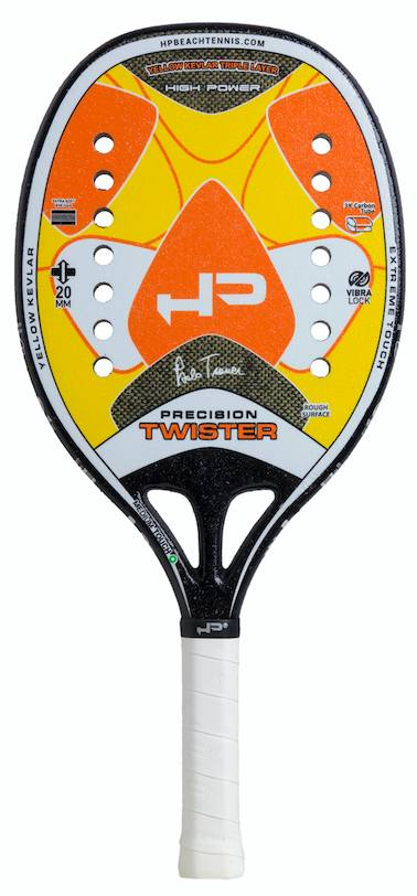 HP Racchetta Beach Tennis TWISTER SPECIAL EDITION
