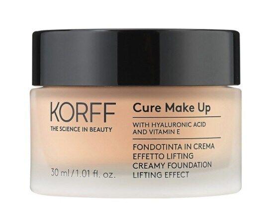 Korff Cure Make up Fondotinta Crema Lifting 03 Noix 30ml