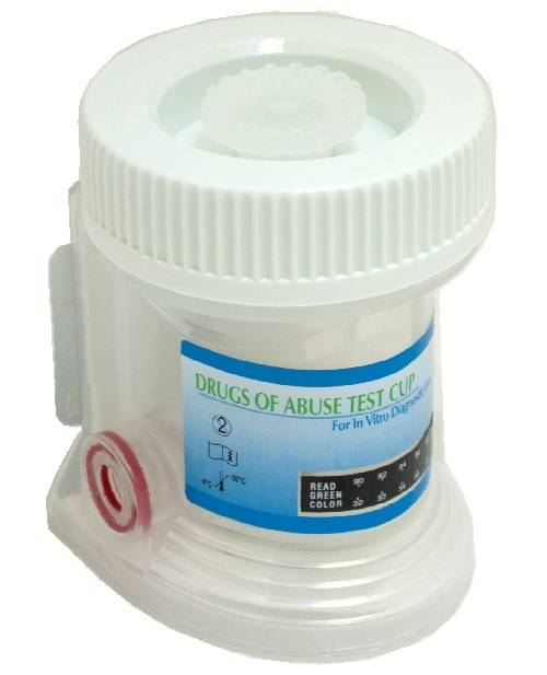 alco service droga test key 8 sostanze + ph-creatinina-ox-temp. - test 8+3 - 20 test