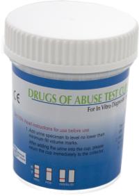 alco service droga test 8 sostanze + ph-creatinina-ox-temp. - test 8+3 - 50 pezzi