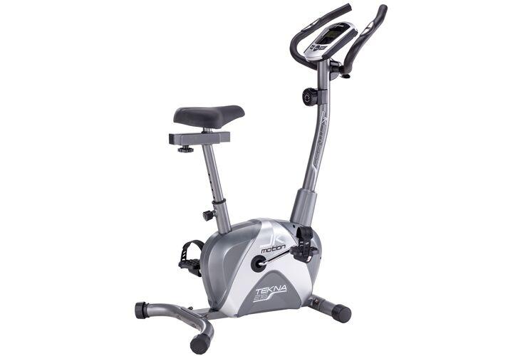 jk fitness cyclette magnetica manuale a 8 livelli di resistenza -  - tekna 216