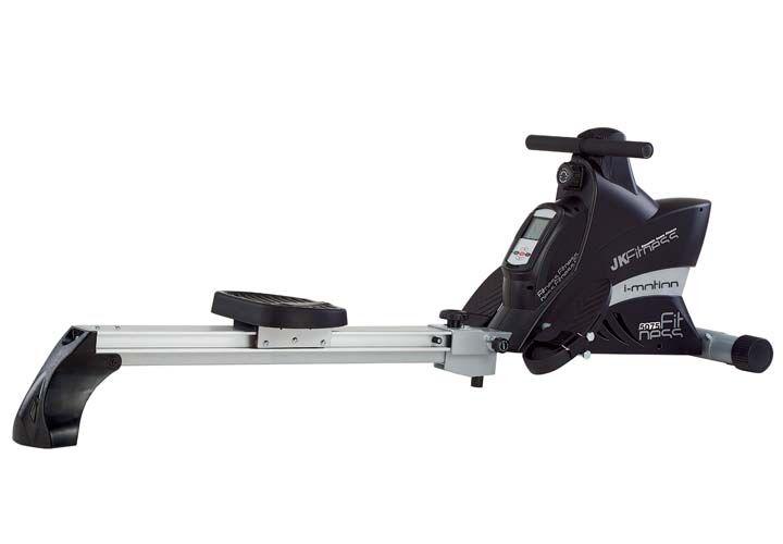 jk fitness vogatore magnetico richiudibile con ricevitore cardio wireless -  - jk 5075