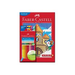 Faber Castell Faber-castell colour grip high perfomance - pastello colorato 201436