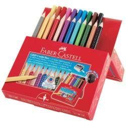 Faber Castell Kit creativo Faber-castell jumbo grip - pastello colorato 110913