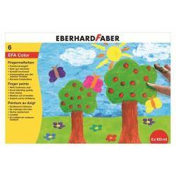 Faber Castell Tempera Efacolor - colore a dita 578806