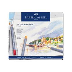 Faber Castell Faber-castell goldfaber aqua - matita acquerellabile (pacchetto di 24) 114624