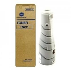 Konica Minolta Toner Tn-211 - nero - originale - cartuccia toner 8938415