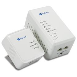 Digicom Power line Pl500wk-a01 - router wireless - 802.11b/g/n - collegabile a parete 8e4561
