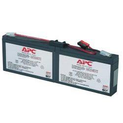 APC Batteria Replacement battery cartridge #18 - batteria ups - piombo rbc18