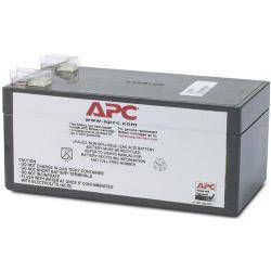 APC Batteria Replacement battery cartridge #47 - batteria ups - piombo - 3200 mah rbc47