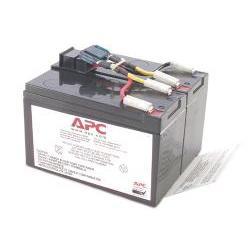 APC Batteria Replacement battery cartridge #48 - batteria ups - piombo rbc48